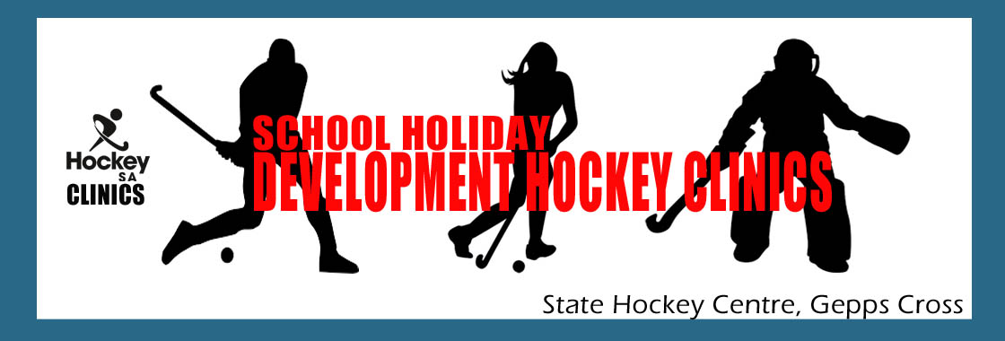 2018 Hockey SA January School Holiday Clinics